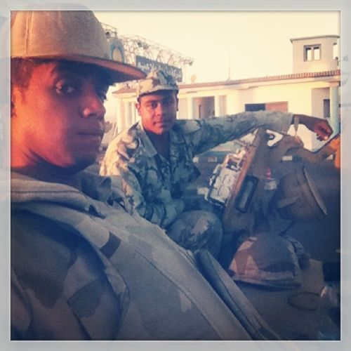 ArmyDays .. Ana w som3a