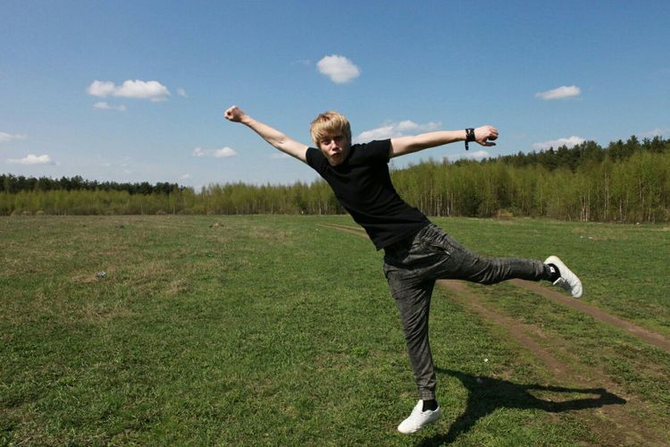 Photography Photo Of The Day Blonde Boy Cool Yolo Flying Awesome Life
