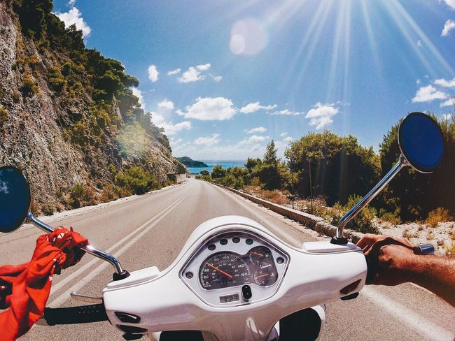 Vespa Taking Photos Check This Out Enjoying Life Traveling Summertime On The Way Goprooftheday The Essence Of Summer- 2016 EyeEm Awards Travel Photography Adventure Club
