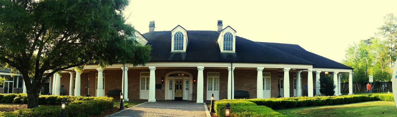 paid Tourist , Mississippi  , Panoramic Architecture
