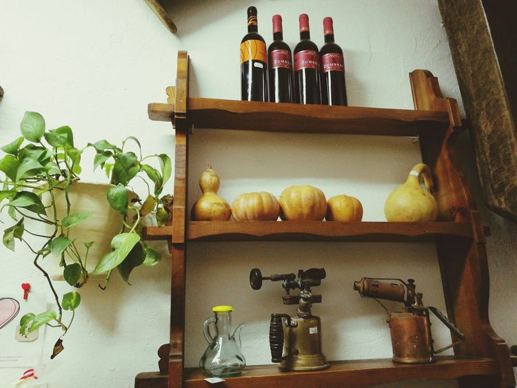 Typical Andalusian No People Kitchen Utensils Indoors  Tourist Attraction  Wine Plant Decoration