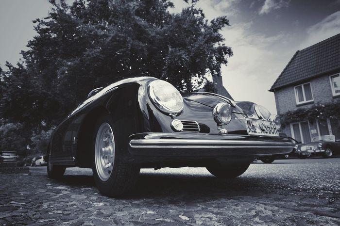 Und jetzt was für Oldtimer Fan's einen Porsche 😎 Old-fashioned Retro Styled Outdoors Nikon D5200 Car Porsche