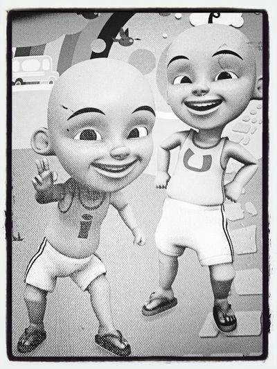Cartoons Upin & Ipin