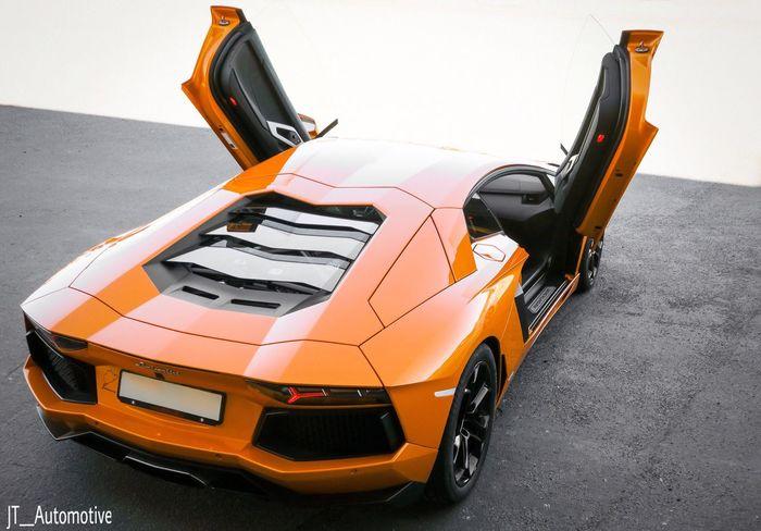 Lamborghini Aventador LP700-4 V12 Arancio Atlas AWD. Goteborg Lamborghini Sweden Car Aventador Arancioatlas AWD  Cars LP700-4 V12