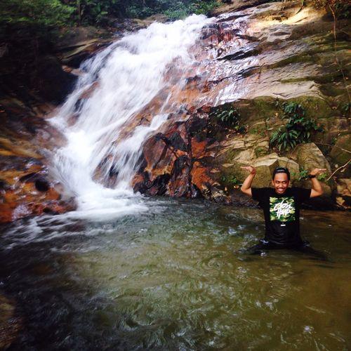 Nature Malaysia Waterfall KangGary