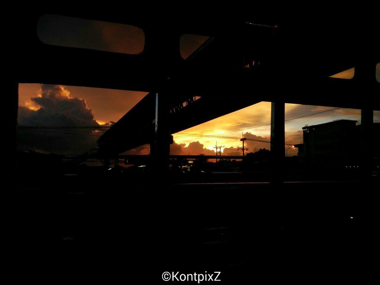 43 Golden Moments Golden'sky Thailand Taking Photos Thailand Sky