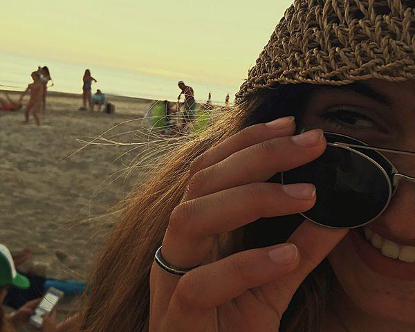 Lifestyles Women Beach