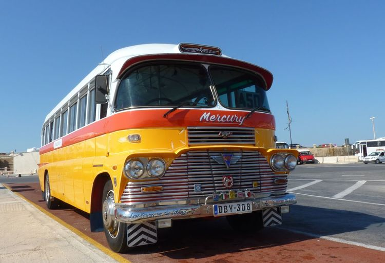 Old Bus from