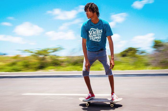 🏂Skating the time away📹 Sport Summer Grandturk Paradise Adventure Turksandcaicos Flying Lifestyles Skating Skateboarding Skateboard