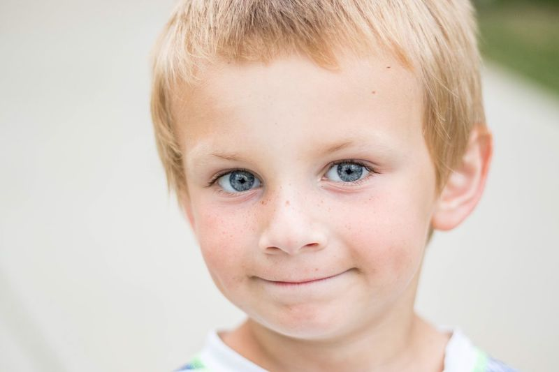 Happy Birthday! Kids Childhood Child Portrait Headshot One Person Males  The Portraitist - 2018 EyeEm Awards Boys Looking At Camera Front View Innocence Close-up Smiling Blond Hair Lifestyles Real People