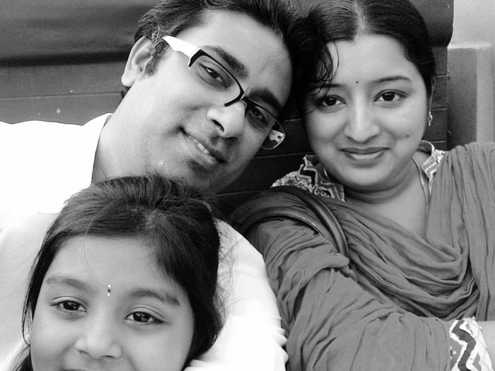 We Are Family Family B&w Selfie Self Portrait