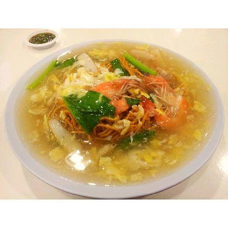 Early dinner Foodstamping Cantonese Yeemee
