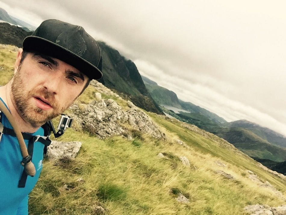 Top of haystacks EyeEm Best Shots Coast To Coast Exploring 200 Miles Lake District Long Distance Hike Hiking Mountains