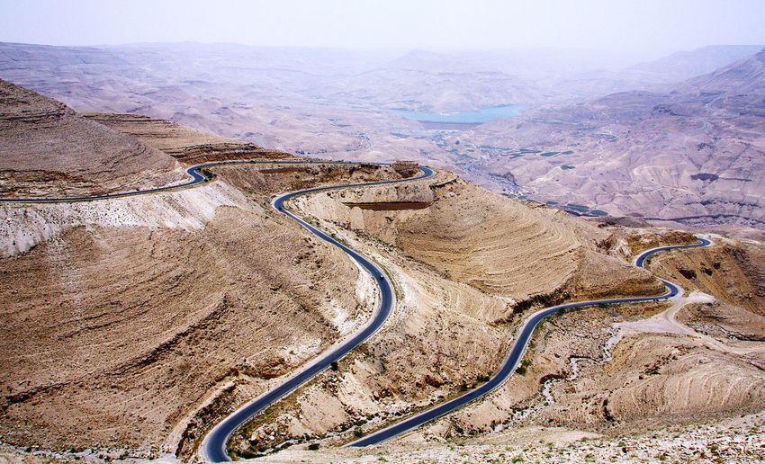 Panoramic road