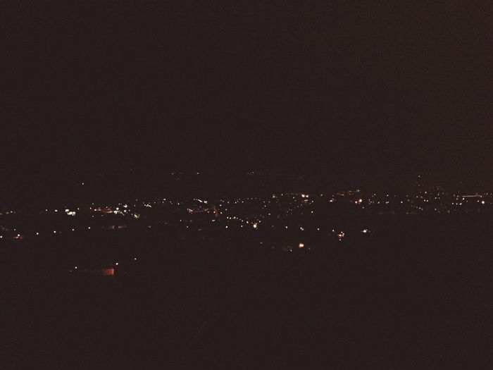 Belong Anywhere On Top Of The World Chilling Night