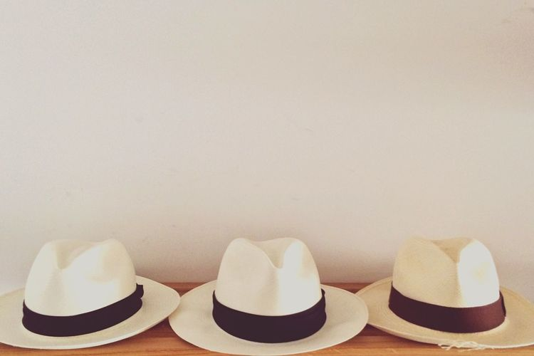 Hats Panama Hats Summer Days Grab A Hat Men's Fashion Telltale summer sign: panama hats lined up in the hall