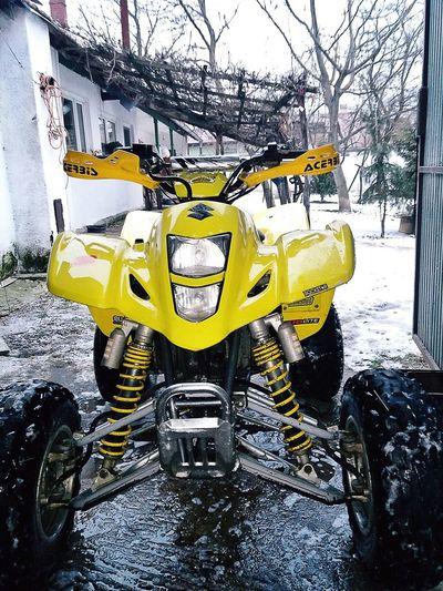 Quad Atv Suzuki Offroad