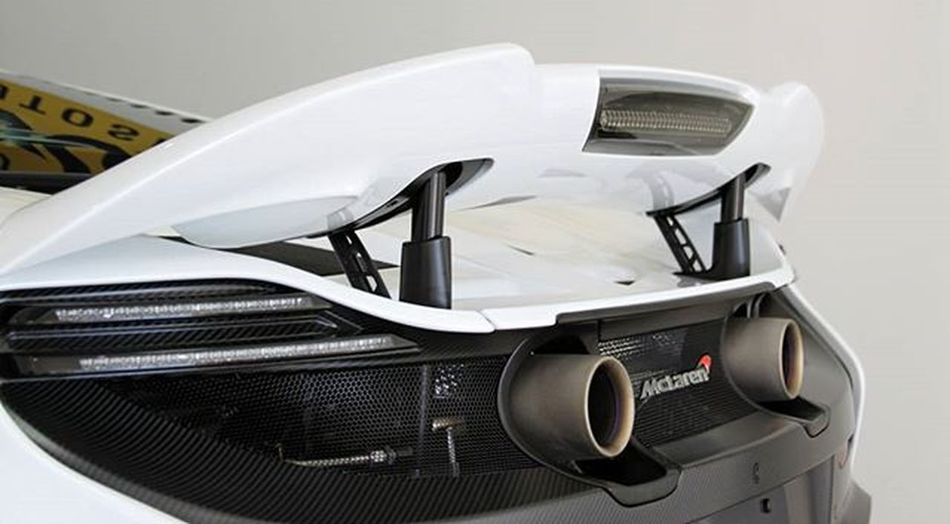 Up close and personal with this massive air brake wing, titanium exhaust, and carbon fiber rear! McLaren 675 675LT Supercar Rare Eastcoastexotics Cary Raleigh Durham Chapelhill Exotic Foreign Luxury Money Amazingcars247 Carswithoutlimits Carsofinstagram Blacklist Carlifestyle Carinstagram Motörhead Itswhitenoise