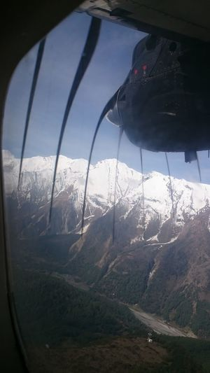 Nepal Flying In The Himalayas Skydreams Fly Away Flyover Hold Tight