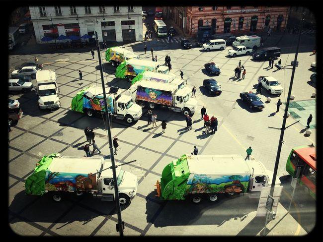 Valparaíso Truck Life Street Art