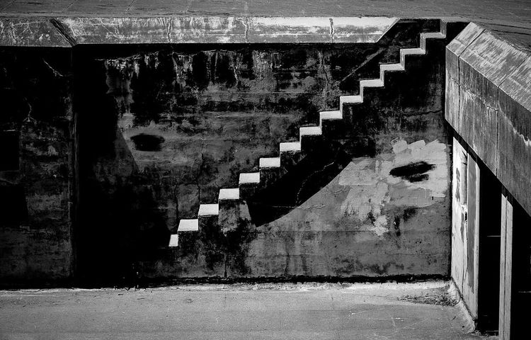 Stairways Monochrome Mystyle Exploring New Ground Eyembestpics Concrete Hrd_collection Nikon D3200 Hrd Traveling