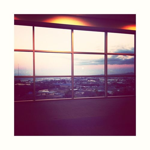 Visiting VanBan • Hospital view • Prettier in person