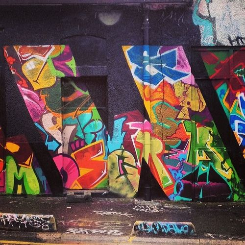 Graffiti Streetart Graffitiart Orsay Lwa