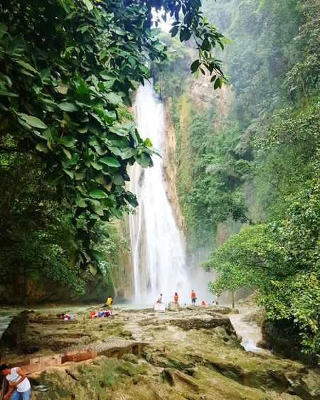 Tallest falls in Cebu Water Tree Day Outdoors River People Nature Adventure Waterfall Men Vacations Women Real People Nautical Vessel Adults Only Beauty In Nature Adult Sky Vacations Island Life Summer Philippines Tranquility Beauty In Nature