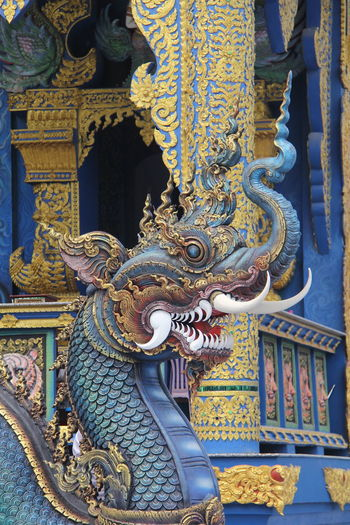 Thailand Thailand_allshots Thailandtravel Thailand Photos Thailand🇹🇭 Temple - Building Templephotography Buddhism Buddhist Temple BUDDHISM IS LOVE Chiang Mai | Thailand Chiangmai Chiang Mai Thailand Art And Craft Architecture Representation Sculpture Built Structure Animal Representation Creativity Statue Building No People Building Exterior Belief Spirituality Place Of Worship Day Religion Dragon Craft Monster - Fictional Character Outdoors Chinese Dragon Ornate Demon - Fictional Character