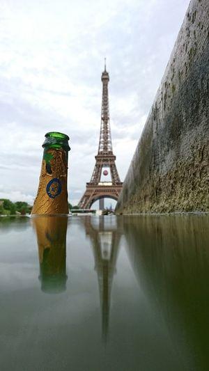 Euro2016 Euro Foot Alcohol Champagne Paris Polution Bouteille Alcool