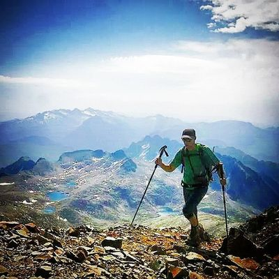 Posets CIMA Pirineo Huescalamagia benasque estaes_aragon summit trekking aragon montañas