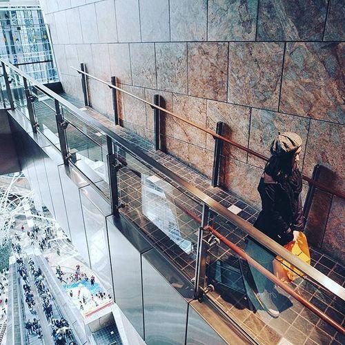 等. Hk HongKong Building City Citylife Girl Langhamplace