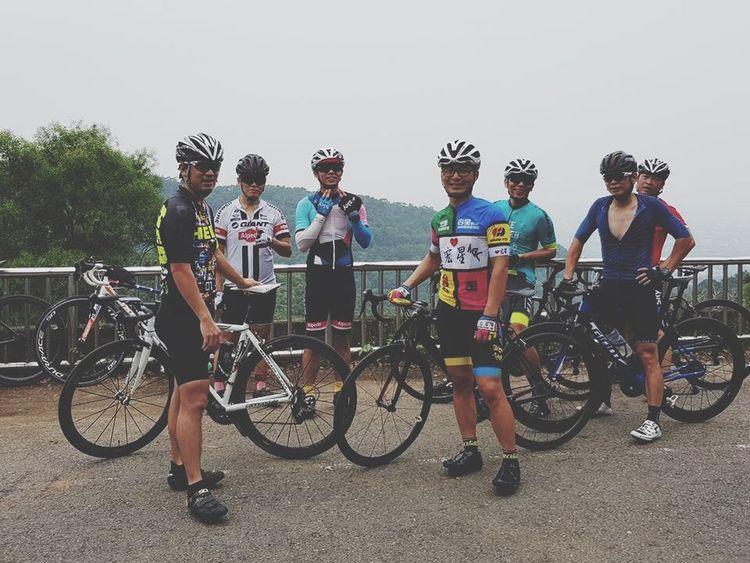 Bicycle Sport Cycling Sportsman 🇹🇼R.O.C Relaxing Enjoying The View We Are  Maap Fuji Sidi Colors