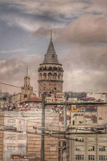 Galata kulesi Picturing Individuality Eyemphotography Canon That's Me German IPhoneography Love Istanbul EyeEm Popular Photos Turkey Germany Taking Photos Nikon EyeEm Best Shots Eye4photography  Natural