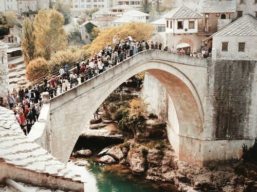 Architecture Built Structure People Outdoors Ottoman Architecture Bridge Oldbridge Bridgeporn Bosnia And Herzegovina Bosnia Herzegovina Islamic Art Islamic Architecture River EyeEm Best Shots EyeEm Nature Lover City City Life Citylife Wanderlust First Eyeem Photo The Architect - 2017 EyeEm Awards