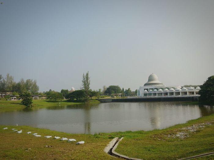 Universiti Teknologi Petronas Utp UTPian Mosque Unidatperak