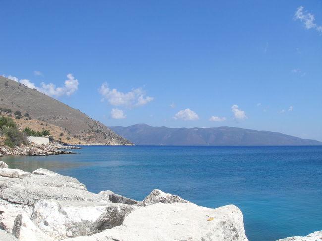 Holiday Kefalonia, Greece Scenic Greece Island Islandlife Mountain Rocks Rocks And Water Sea Tourist Destination Waterfront