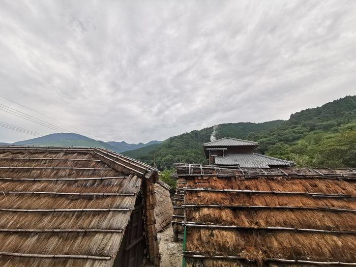 Mountain Roof