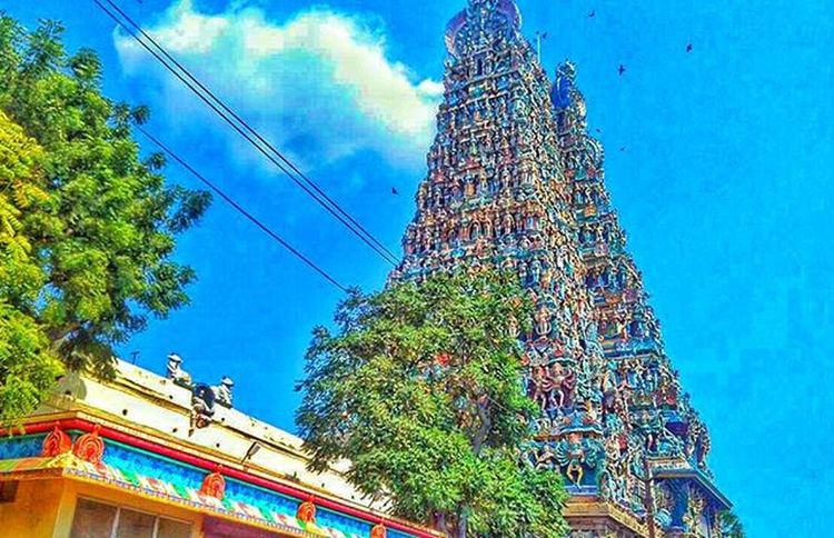 Temple . Tamilnadu :)
