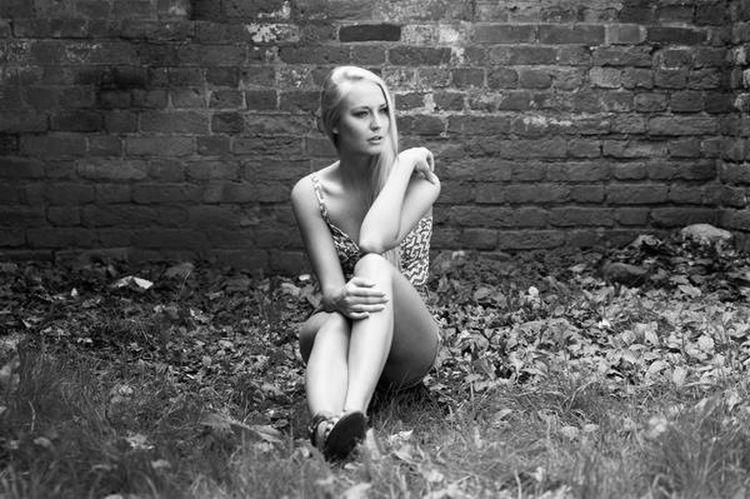 My friend Josefine. Beauty Photography Model Summertime In Sweden