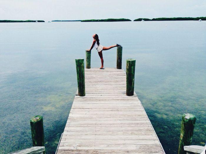 Florida Keyes Sea Peace Mytraveldiary