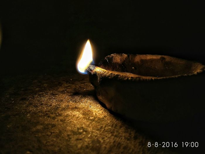 Let there be light. Light In The Darkness Oil Lamp Eyemgallery Motivated! Mobilephotography
