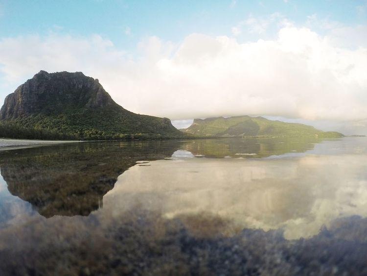 Mauritius Landsape Islander