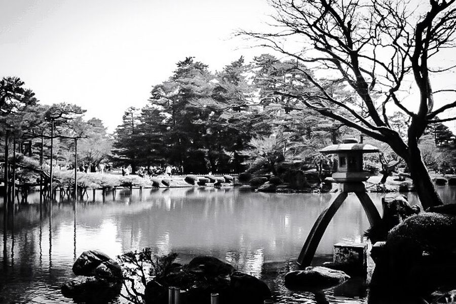 [ それは2006年でした ] A Decade Ago My First Camera Kanazawa Ishikawa Prefecture Japan Kenrokuen Garden 2006 Collection : Japan Blackandwhite Photography Black And White Collection  Black And White