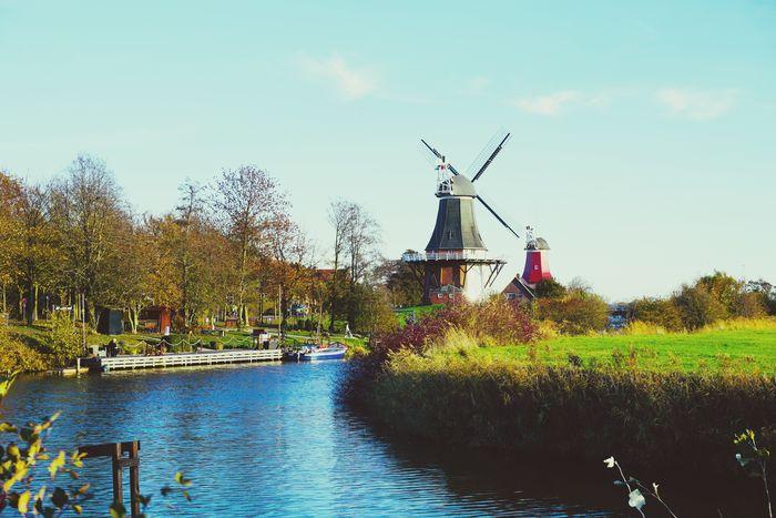 Windmill Water Waterfront