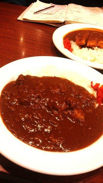 Curry カレー 昼ごはん Lunch