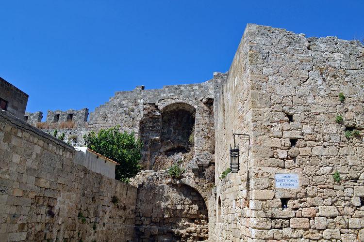 ruins Ancient