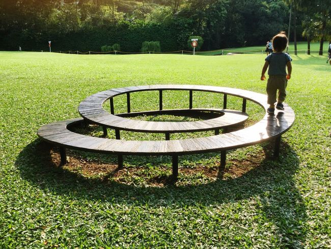 Never ending journey Grass Park - Man Made Space Day Outdoors One Person Growth Tranquil Scene Beauty In Nature Child Childhood Children Exploration Explorationofspace Infinity ∞ Infinity Infinity Loop Future Bright Future Bright Future Ahead EyeEmNewHere Sommergefühle