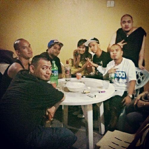 Nmiss ko ung jamming na to @ Big-D's Crib DongaloBadboysOfPampanga Brilyante DjMasthabone Lil -Yong & MagicHomieDee Clia
