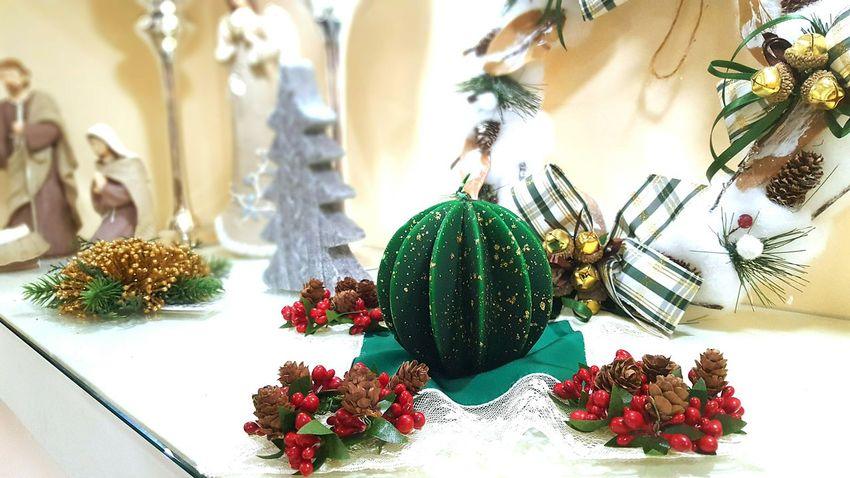 Make a wish. Christmas Christmas Decoration Christmas Ornament Celebration Tradition No People Choice Green Color Illuminated Backgrounds Indoors  Italy🇮🇹 Decemberphotochallenge December 2016 December Christmasspirit Itsakindofmagic Handmade Family Job Candle